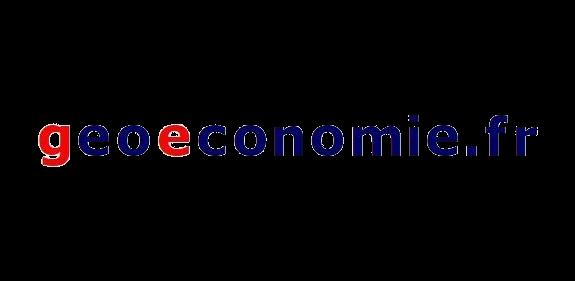 Le site web https://www.geoeconomie.fr
